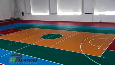 پروژه سالن ورزشی چند منظوره دانشگاه گیلان